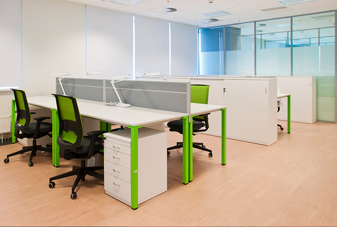 Open space Schneider Electric
