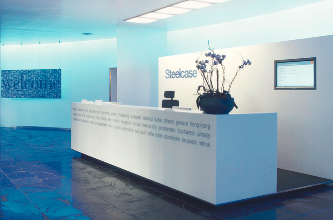 Steelcase Worklife Center